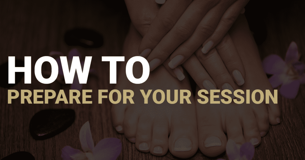 How to Prepare for Your Session